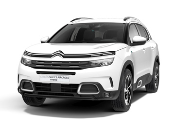 SUV C5 Aircross Hybrid Business